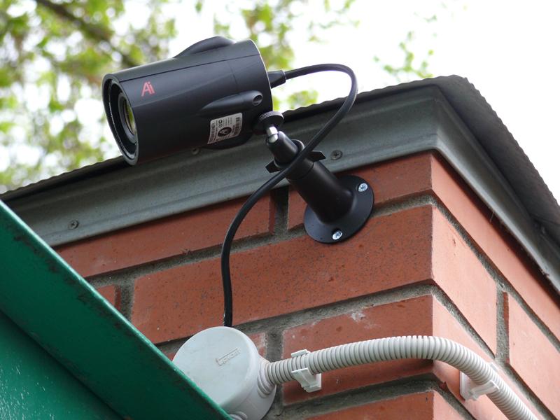 Как сделать видеонаблюдение на даче без интернета